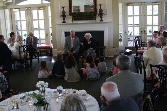 Celebrating John Alfred Ronning's 90th Birthday